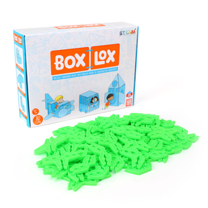 Box Lox - Neon Green