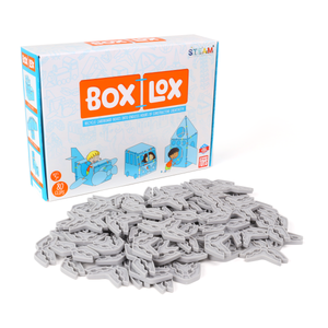 Box Lox - Grey