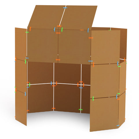 Image of Box Lox - 24 Cardboard Sheets