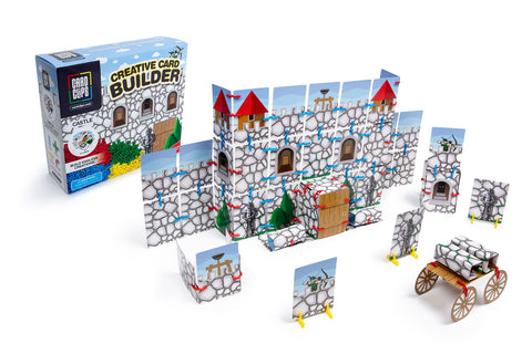 Image of Creative Card Builder - Castle