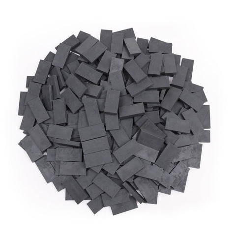 Bulk Dominoes - Dark Grey