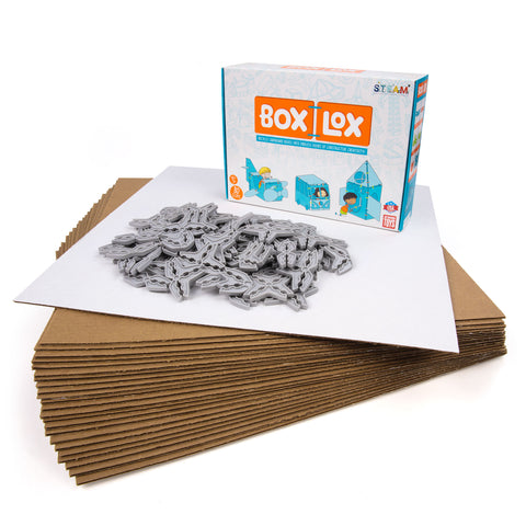 Box Lox Kit - Grey