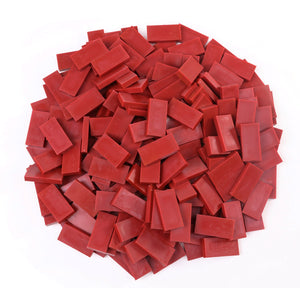 Bulk Dominoes - Maroon