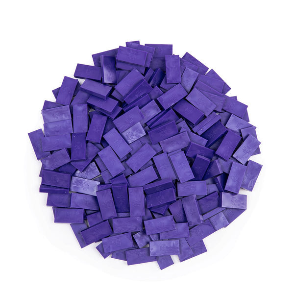 Bulk Dominoes - Mini Purple