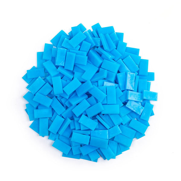 Bulk Dominoes - Mini Sky Blue