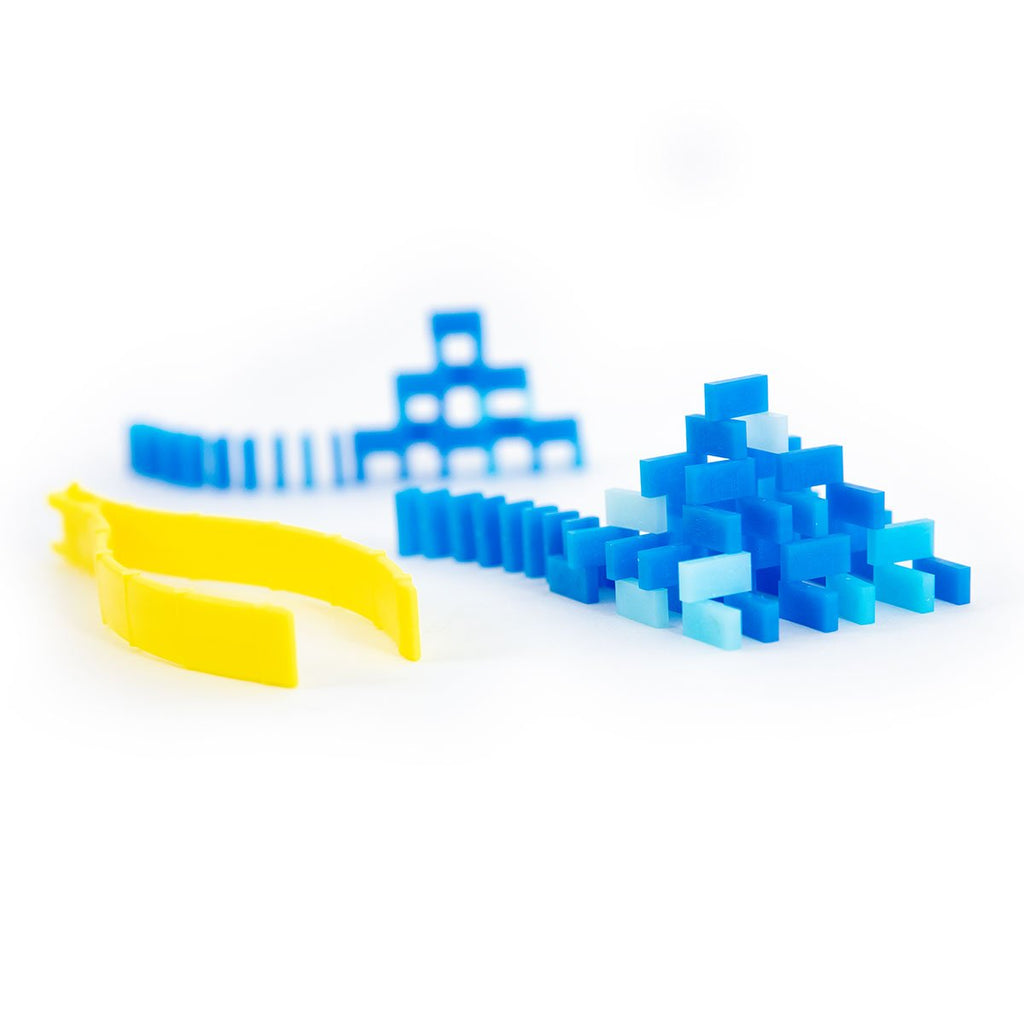 Mini Micro Dominoes - 100 pcs