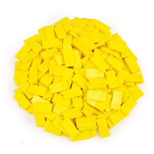 Bulk Dominoes - Neon yellow