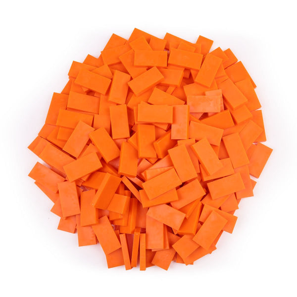 Bulk Dominoes - Orange