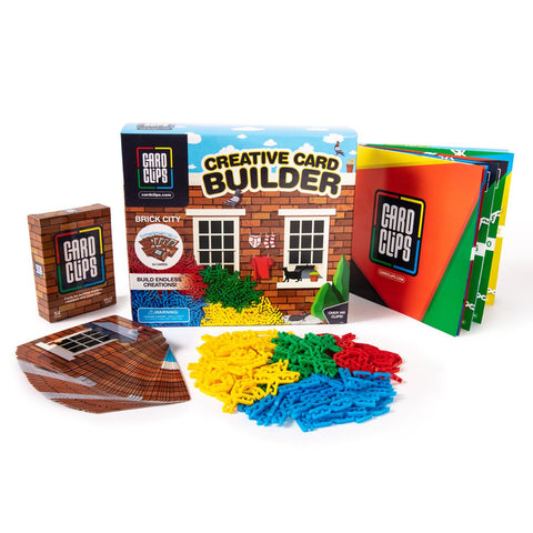 Image of Creative Card Builder - Brick City