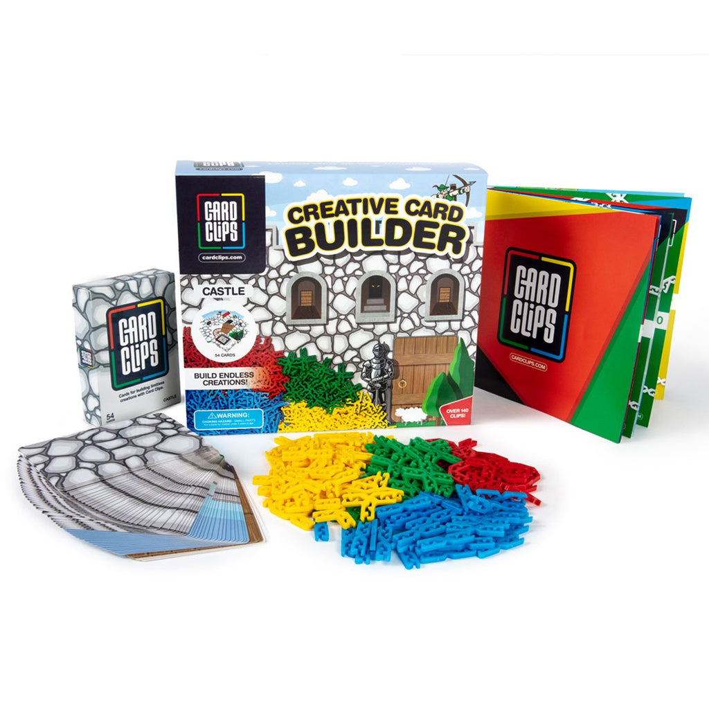 Creative Card Builder - Castle