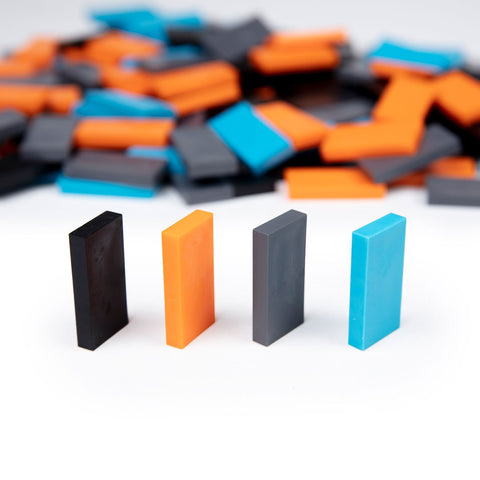 Image of Bulk Dominoes - Tech Mix
