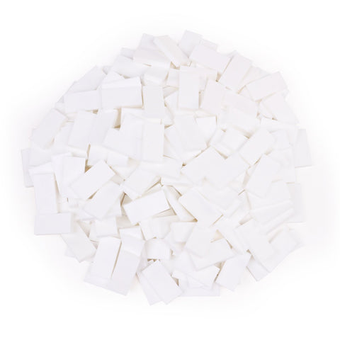 Bulk Dominoes - White