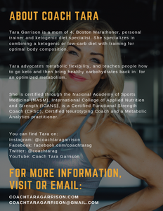 KETO IGNITE! 7 Days of Keto. 7 Days of Training.
