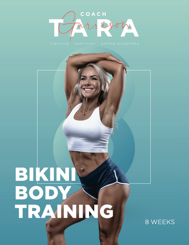 BIKINI BODY Training & Nutrition Plan