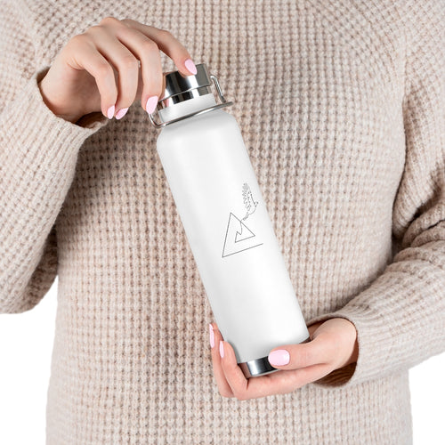 HIGHER 22oz Vacuum Insulated Bottle
