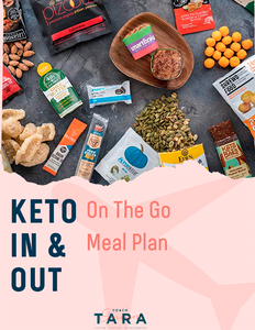 "4 Week ""Keto On The Go"" 4-Program Bundle"