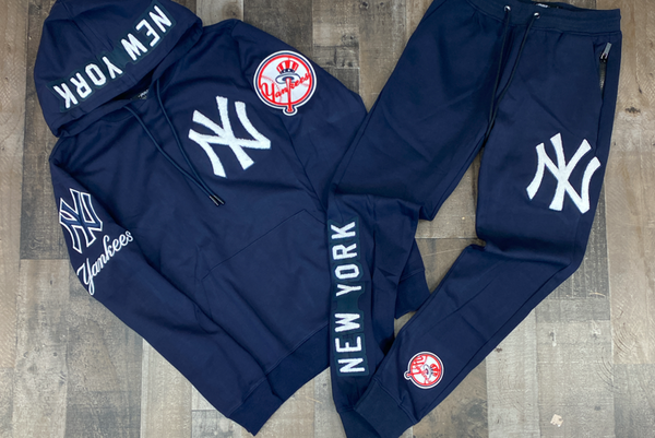 Pro max- New York yankees sweatsuit