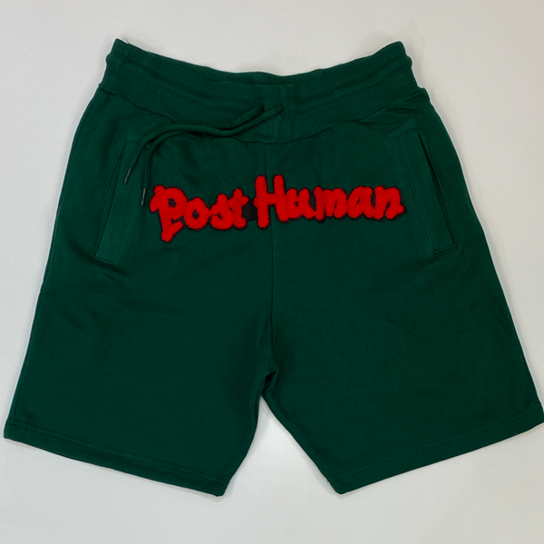 Rawyalty- post human shorts (green/red)