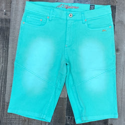 A tiziano- greg denim shorts