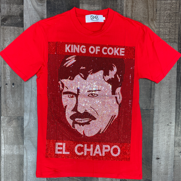 Dna Premium Wear- El chapo ss tee