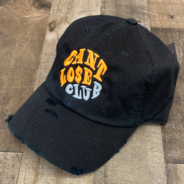 Outrank- can't lose club dad hat