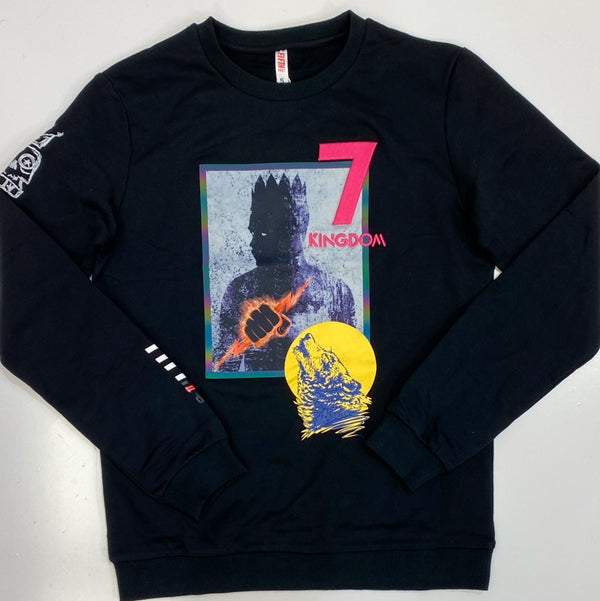 Fifth Loop- 7 kingdom sweatshirt