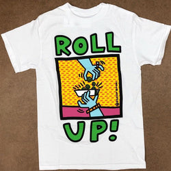 Reason- roll up ss tee