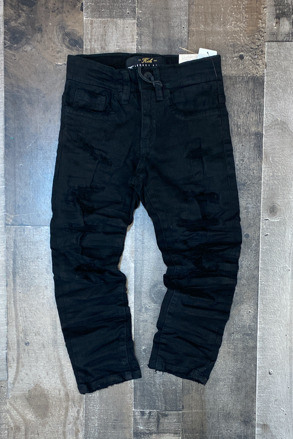 Jordan Craig- denim rip up jeans (kids)