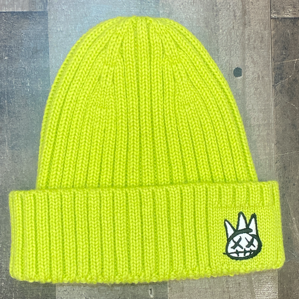 Cult Of Individuality- knit hat (neon)
