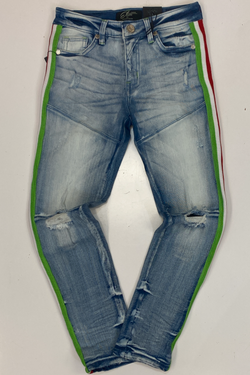 Elite- striped jeans (kids)