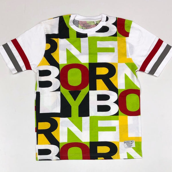 Born fly- stay fly ss tee