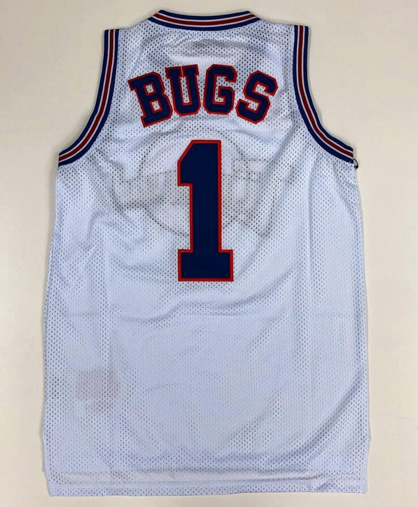"Headgear Classics- Tune squad ""bugs"" basketball jersey"