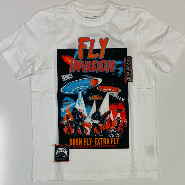 Born fly- the bates ss tee