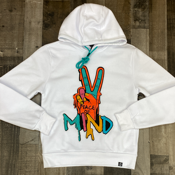 Switch- peace of mind hoodie