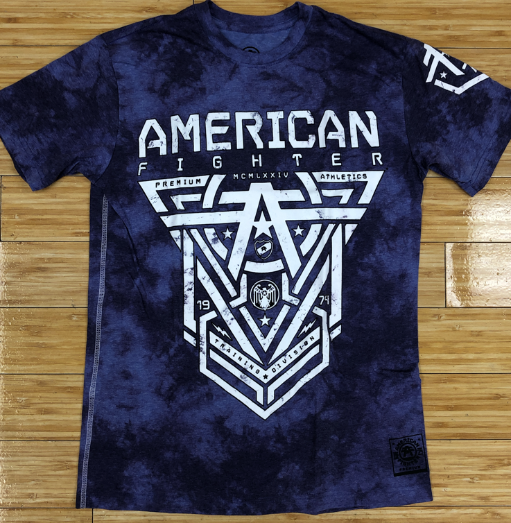 American fighter- Glover ss tee