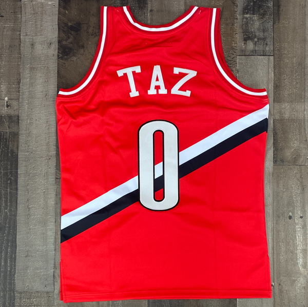 Headgear Classics- rip city taz jersey (red)