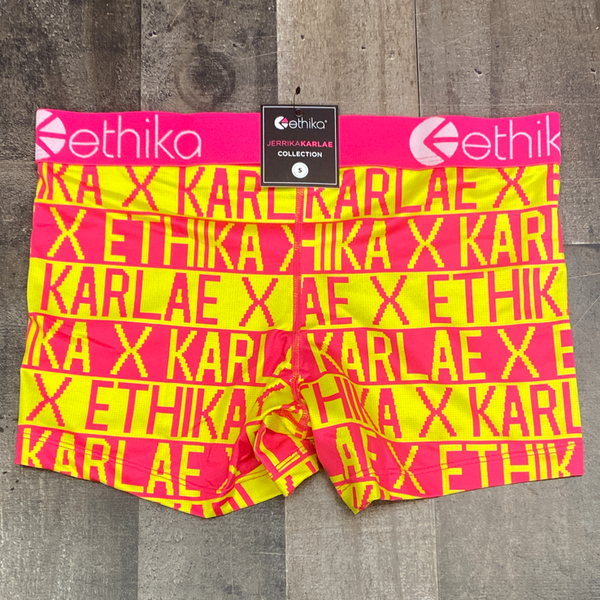 Ethika- bulletin boy shorts (women)