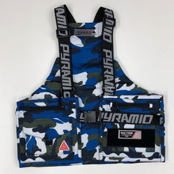 Black pyramid- bp camo vests