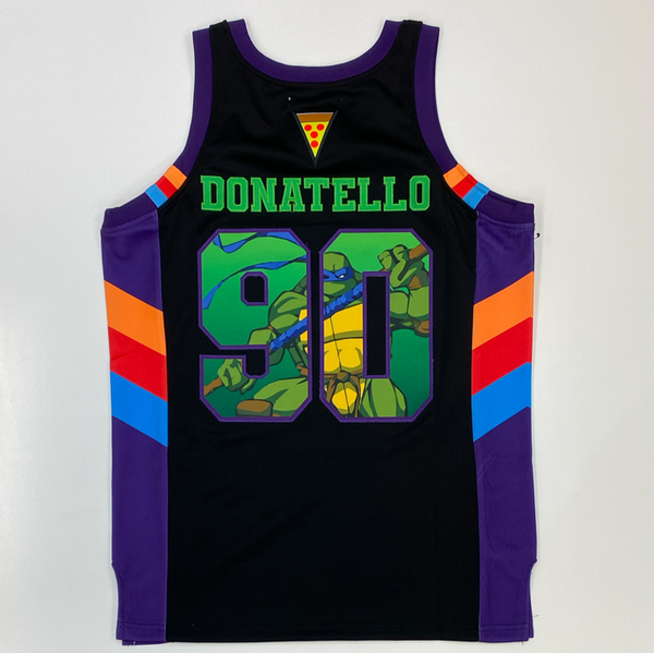 Headgear Classics- Donatello tmnt basketball jersey
