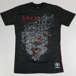 American fighter- eldon polygon ss tee