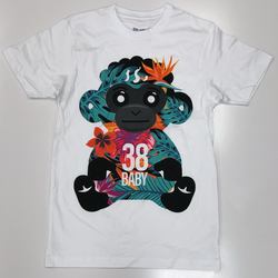 Never broke again- 38 baby monkey ss tee