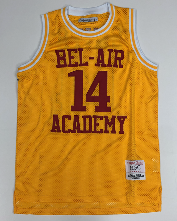 Headgear Classics- Will Smith basketball jersey