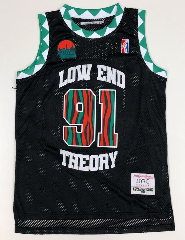 Headgear Classics- tribe called quest basketball jersey