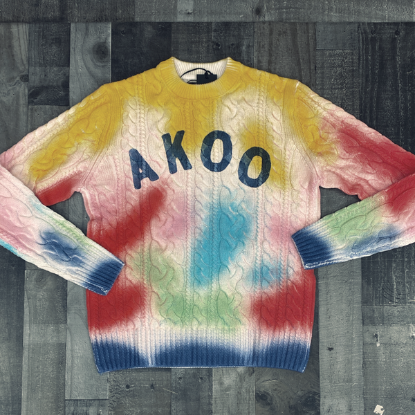 Akoo- fly sweater