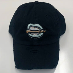 Outrank- bite the bullet dad hat