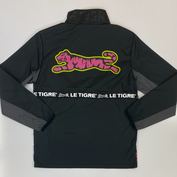 Le Tigre- jungle half zip anorak