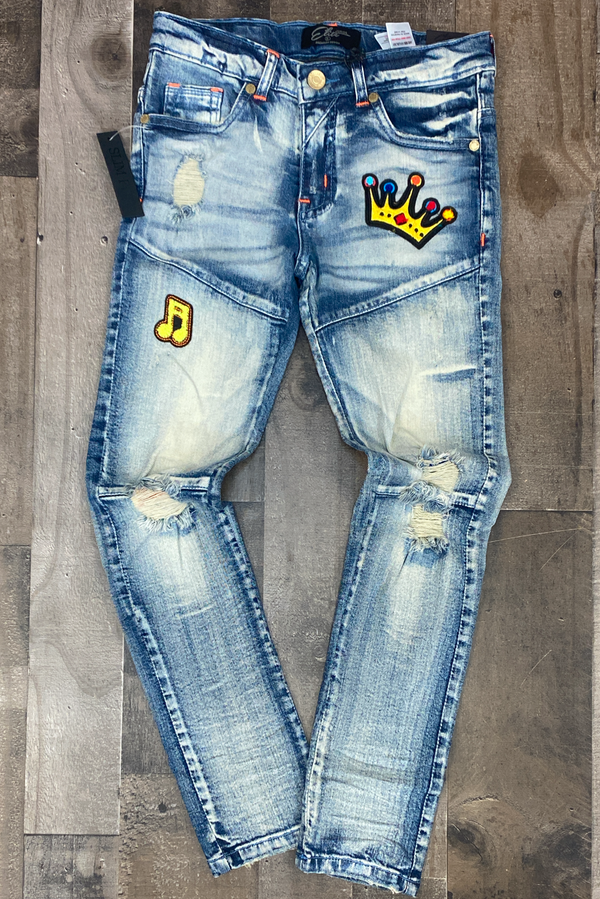 Elite- denim jeans (legacy) (kids)