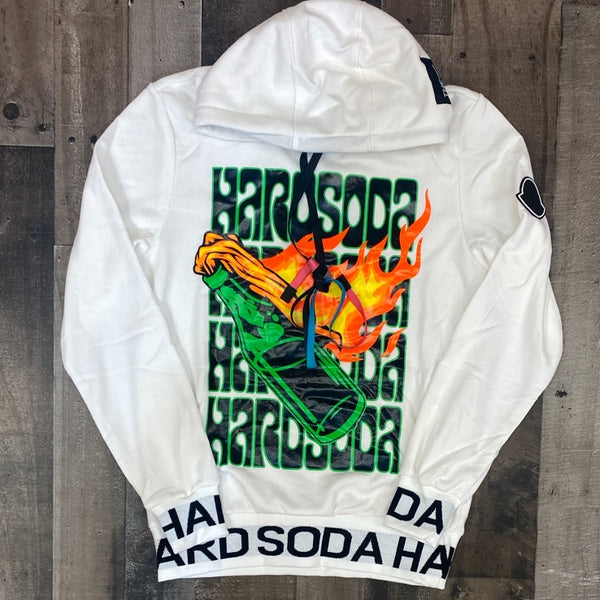 Hard Soda- Firebottle (white)