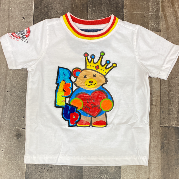Elite- rise up ss tee (kids)