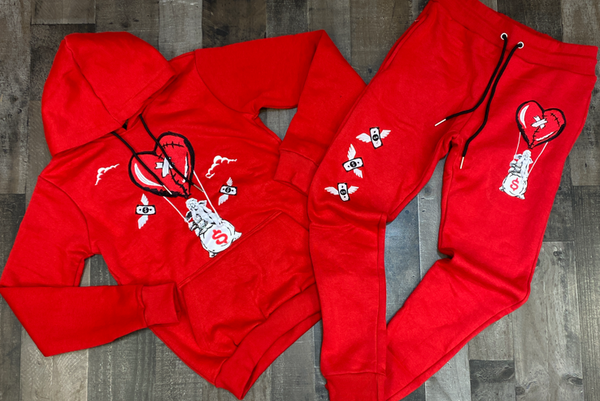 Retro Label- 4s OG air sweatsuit